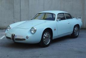 1962 Alfa Romeo Giulietta SZ2
