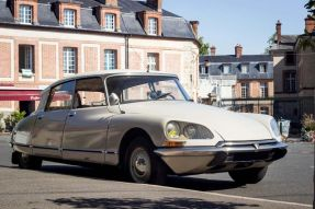 1972 Citroën D Super