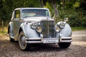 1951 Jaguar Mk V