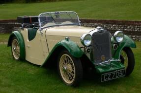 1934 Singer Nine
