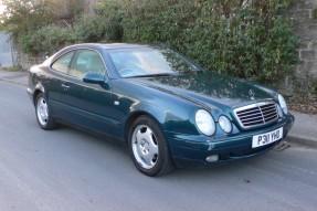 1997 Mercedes-Benz CLK 200