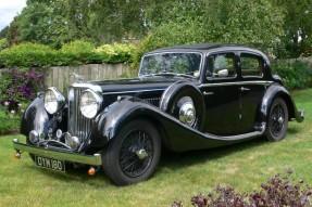 1937 SS Jaguar 2.5 litre