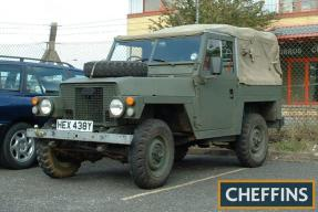 1983 Land Rover Lightweight