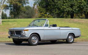 1971 BMW 1600 Convertible