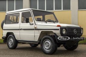 1980 Mercedes-Benz G-Wagen