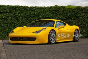 2012 Ferrari 458 Challenge