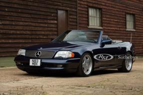1996 Mercedes-Benz SL70 AMG