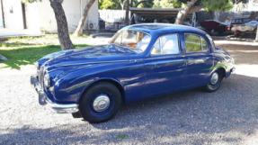 1957 Jaguar Mk I
