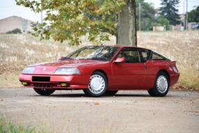 1990 Alpine GTA Turbo