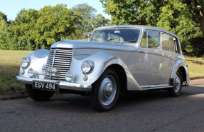 1952 Armstrong Siddeley Whitley