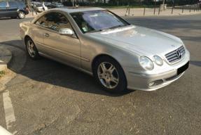 2003 Mercedes-Benz CL 500
