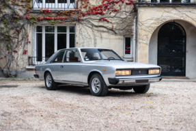 1972 Fiat 130 Coupe
