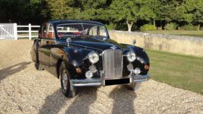 1956 Jaguar Mk VII