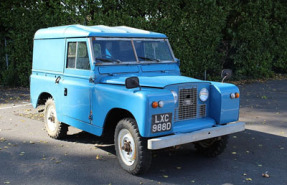 1966 Land Rover Series IIA