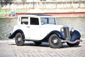 1934 Lancia Belna