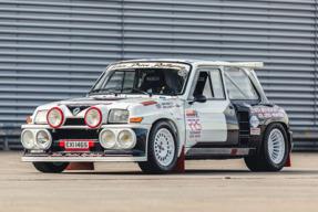 1984 Renault 5 Turbo