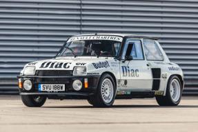 1982 Renault 5 Turbo