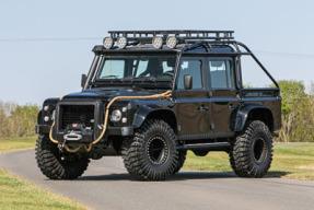 "2015 Land Rover Defender SVX ""Spectre"""
