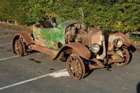 1922 Crossley 19/6