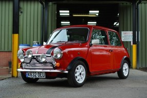 1993 Mini Italian Job Edition