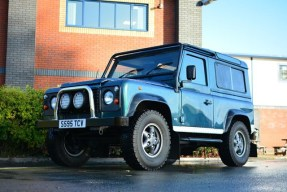 1998 Land Rover Defender