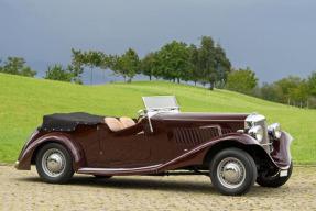 1936 Railton Drophead Coupe