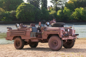 c. 1962 Land Rover Series IIA