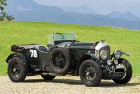 1926 Bentley 6½-8 Litre