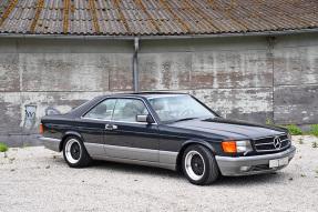 1986 Mercedes-Benz 560 SEC