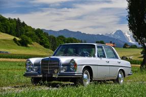 1970 Mercedes-Benz 300 SEL