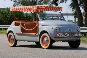 1970 Fiat 500 Jolly