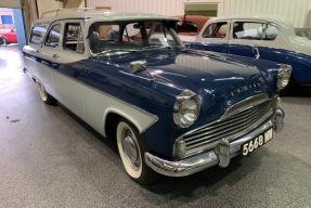 1962 Ford Zodiac