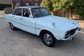 1973 Rover 3500