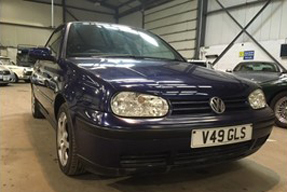 2000 Volkswagen Golf