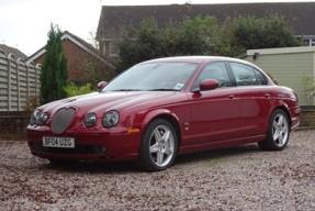 2004 Jaguar S-Type R