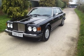 1986 Bentley Turbo