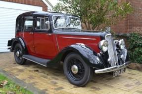 1936 Humber 12