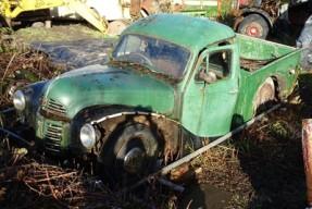 c. 1952 Austin A40
