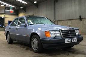 1992 Mercedes-Benz 260E
