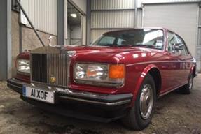 1994 Rolls-Royce Silver Spirit