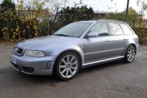 2002 Audi RS4