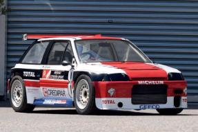 1988 Citroën AX Turbo Superproduction