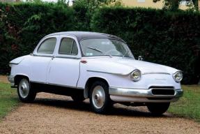c. 1963 Panhard PL17