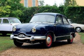 1955 Panhard Dyna