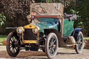 1913 Delage R4