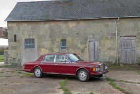 1985 Rolls-Royce Silver Spirit