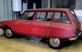 c. 1970 Citroën Ami