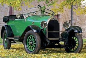 1926 Talbot DC
