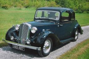 1938 Lanchester Fourteen