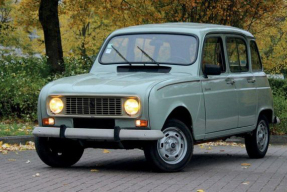 1987 Renault 4